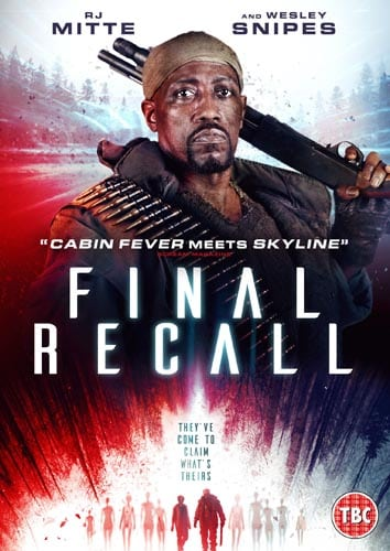 Win DVD Bundle for Final Recall