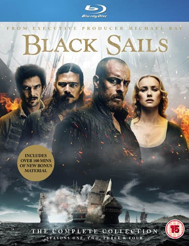Win Black Sails on Bluray