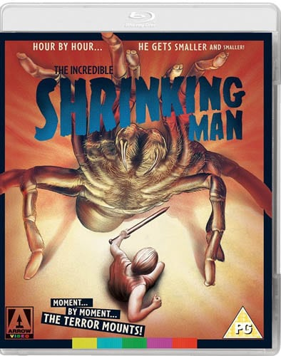 Win The Incredible Shrinking Man Blu-Ray