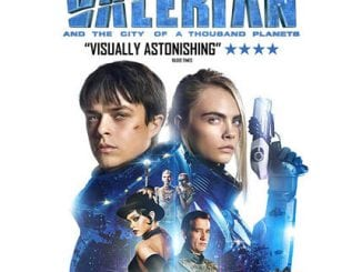 valerian bluray
