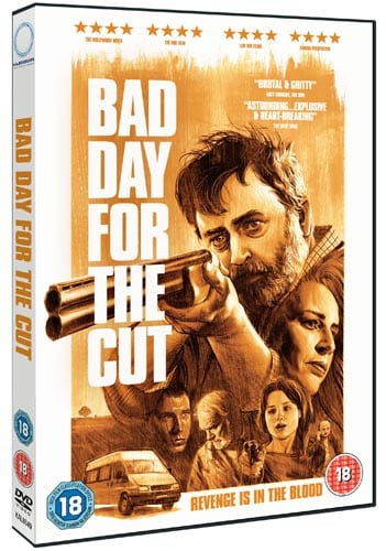 Win Bad Day For The Cut on DVD