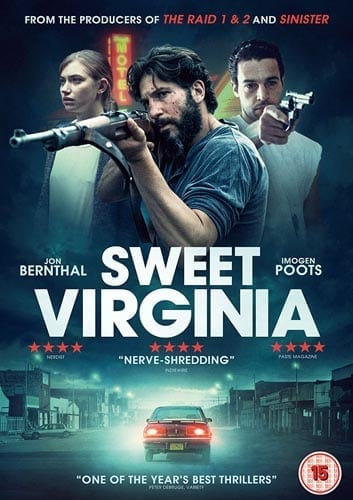 Win Sweet Virginia on DVD