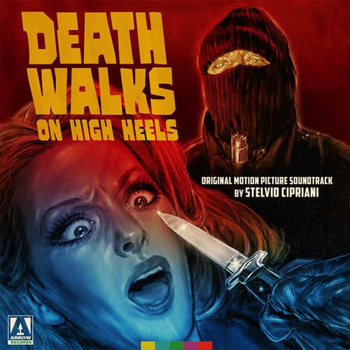 Arrow Records To Release Vinyl Of Death Walks On High