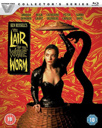 the lair of the white worm bluray