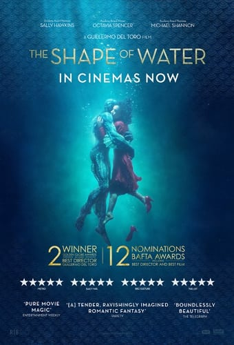 Re: Tvář vody / The Shape of Water (2017)