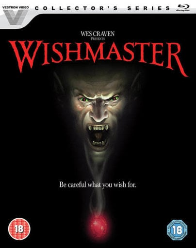wishmaster bluray