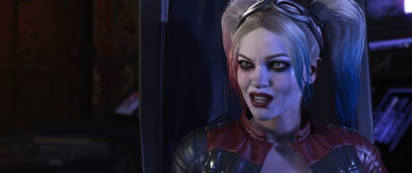 harley quinn injustice 2