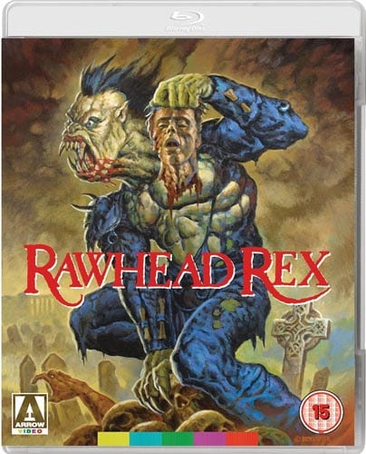 Win Rawhead Rex bluray