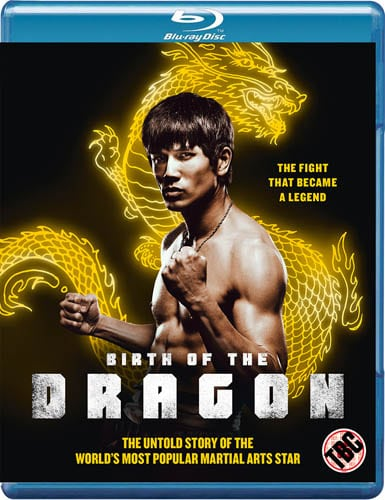 Win birth of the dragon bluray
