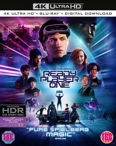 READY PLAYER ONE Set For Digital & Blu-Ray Release July & August