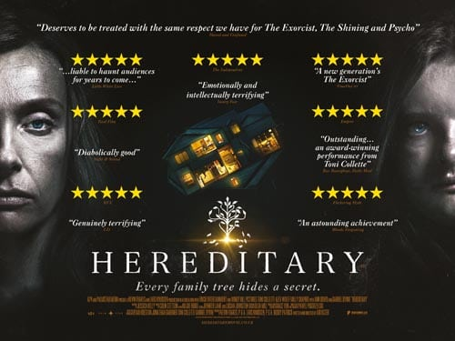 Horror Movies 2018 Poster: Three Featurettes Revealed For Horror Film HEREDITARY