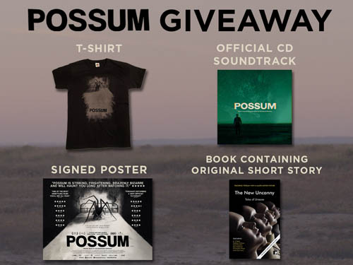 Win Possum prizes