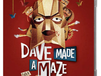 dave made a maze bluray