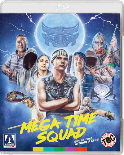 mega time squad bluray