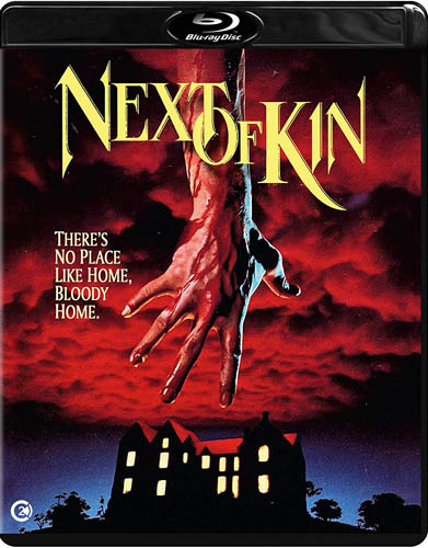 Win Next of Kin Blu-Ray