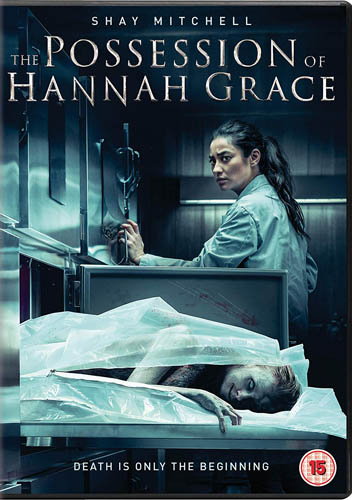 Win The Possession of Hannah Grace on DVD