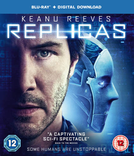 replicas bluray