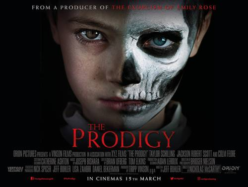 THE PRODIGY [2019]: In Cinemas Now | Horror Cult Films