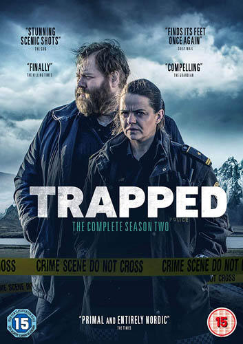 Arrow Films To Release TRAPPED: SEASON TWO on DVD on 1st April 2019