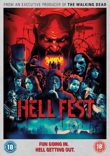 Win Hell Fest on DVD