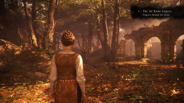 A Plague Tale Innocence Forest