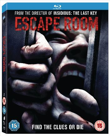 Win Escape Room on Blu-Ray