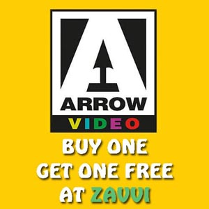 Arrow Video BOGOF