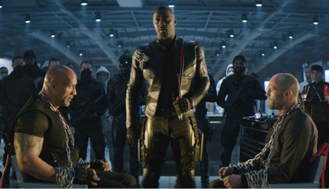 FAST & FURIOUS: HOBBS AND SHAW [2019]: In Cinemas Now   Horror Cult
