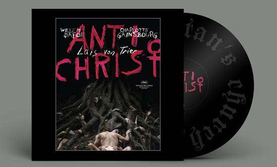 Win Antichrist OST on Vinyl