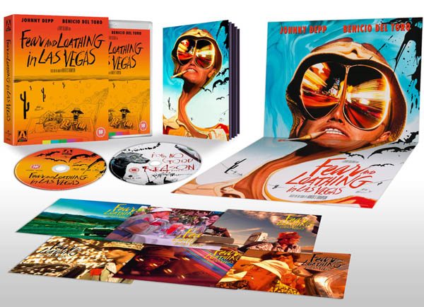 fear and loathing in las vegas limited edition bluray