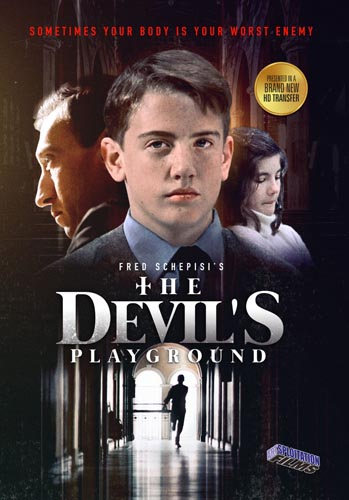 Aussie Classic THE DEVIL'S PLAYGROUND Receives Remastered Release on