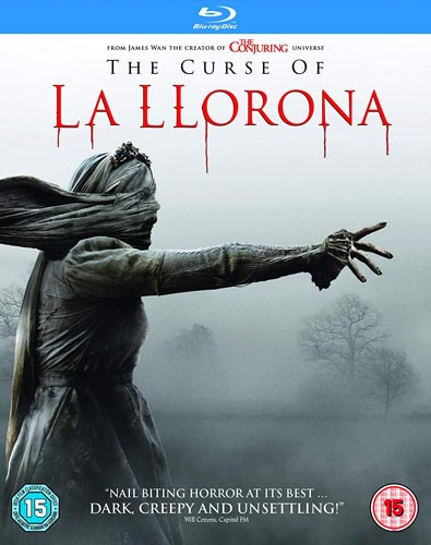 Win The Curse of La Llorona on Blu-Ray