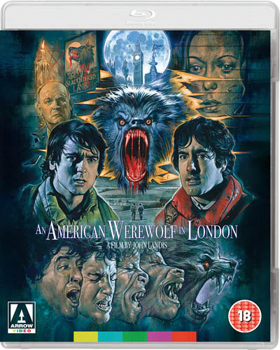 Win An American Werewolf in London Blu-Ray