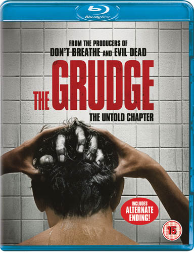 Win The Grudge on Blu-Ray