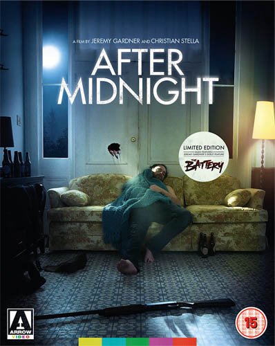 Win After Midnight on Blu-Ray