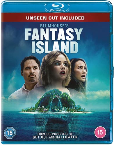 Win Fantasy Island on Blu-Ray