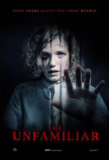 the unfamiliar movie poster
