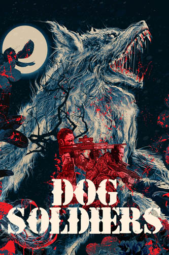 Win Dog Soldiers Poster