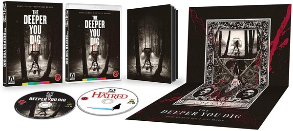 Win The Deeper You Dig Blu-Ray