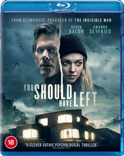 Win You Should Have Left Blu-Ray