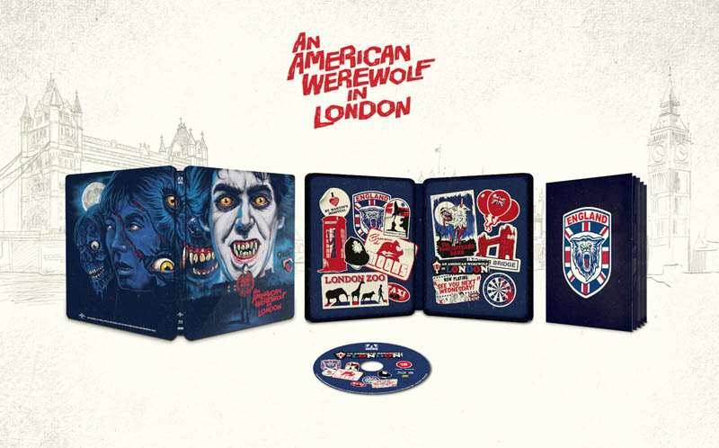 an american werewolf in london steelbook