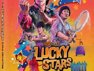 three lucky stars bluray