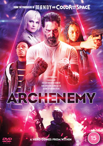 Win Archenemy on DVD