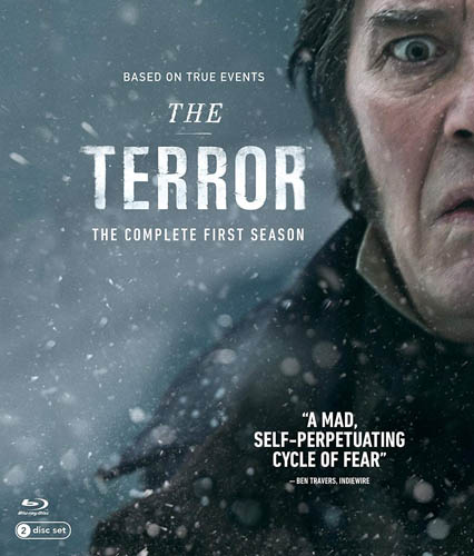 Win The Terror on Blu-Ray