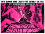 DOC'S JOURNEY INTO HAMMER FILMS #84: FRANKENSTEIN CREATED WOMAN [1967]