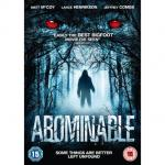 ABOMINABLE: Out Now To Rent and Buy