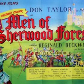 DOC'S JOURNEY INTO HAMMER FILMS #22: THE MEN OF SHERWOOD FOREST [1954]