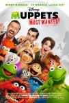 MUPPETS MOST WANTED [2014]: in cinemas now