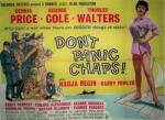 DOC'S JOURNEY INTO HAMMER FILMS #44: DON'T PANIC CHAPS [1959]