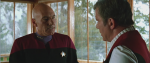 WHEN...........The Two Captains Of The Enterprise Met...........Hughesy looks back at Star Trek: Generations.